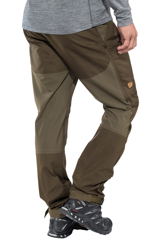 FJ/ÄLLR/ÄVEN Abisko Pantalon pour Homme Lite Trekking Trousers